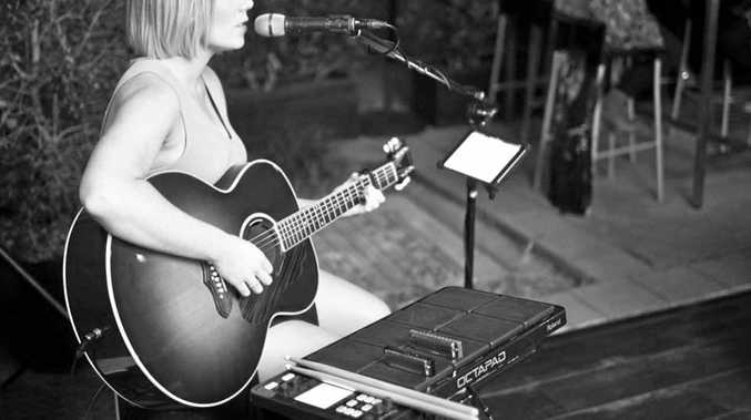 ACOUSTIC ARTIST: Kristie Lea plays the Currumbin RSL this Friday at 5pm.