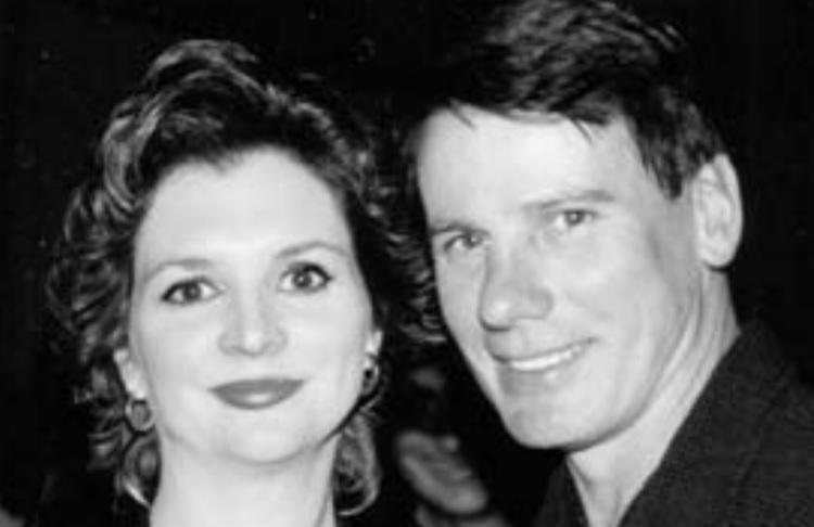 Pepita and Robert Ridgeway