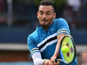 Nick Kyrgios declares himself a Wimbledon threat