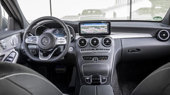 Biggest update: Mercedes anticipates C-Class will remain its best-selling car