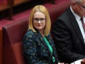Senator's call to arms in maiden speech