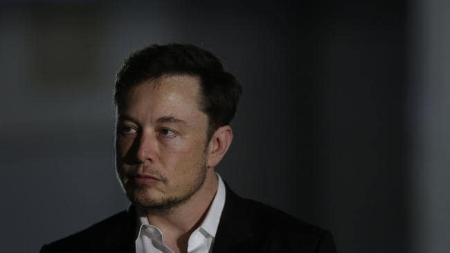 Musk claims to have identified Tesla saboteur among employees. Picture: Joshua Lott