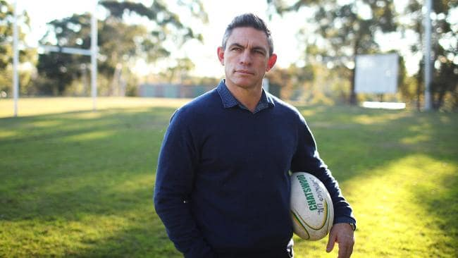 Former Wallaby Rod Kafer is now a coaching director at Rugby Australia.