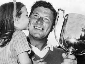 Golfer Peter Thomson dies after Parkinson's battle
