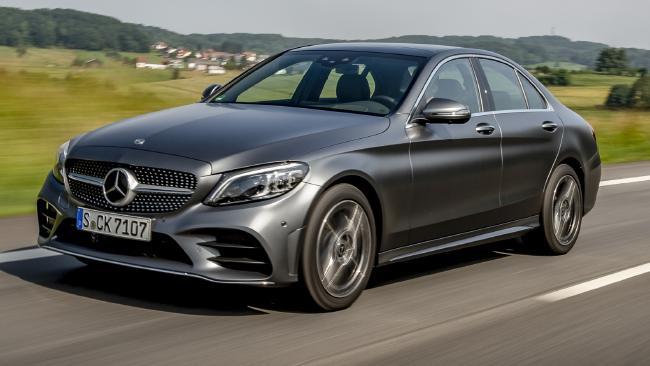 New Mercedes-Benz C-Class engine is a belter! | Morning Bulletin