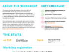 The Ready Set Hep Workshops cover the ABCs of Hepatitis! Register now before the EOFY!