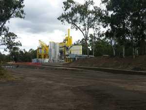 Investigation under way into mystery industrial development