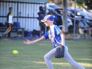 Nambour's Campbell Zutt at the School Sport Sunshine