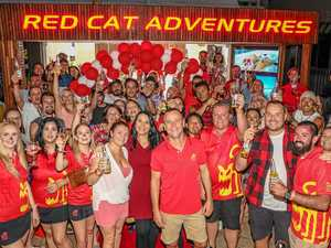 Red Cat Adventures roars to finish