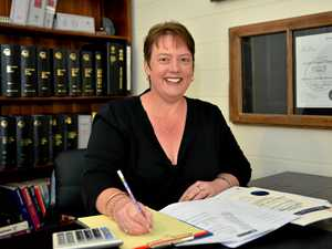 This Gympie accountant knows all her clients by name