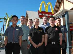 Airlie Macca's celebrating 20 years