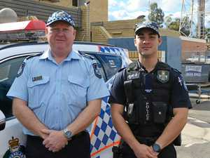 New Dalby police officer takes Q and A
