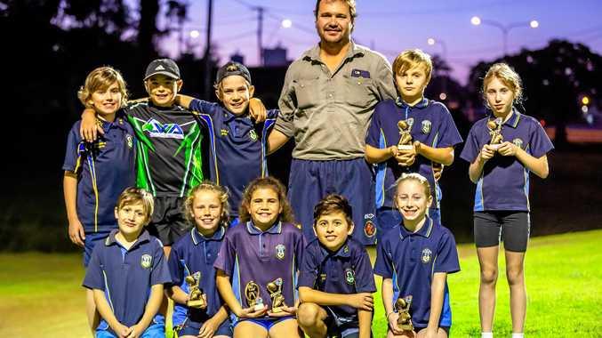 GALLERY: Winners, players from Gympie junior touch finals