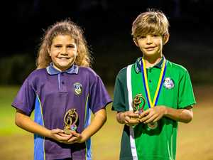 Gympie Junior Touch Finals