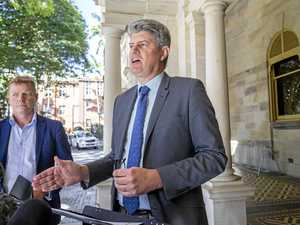 'Further matters' prompted new show cause notice: Hinchliffe