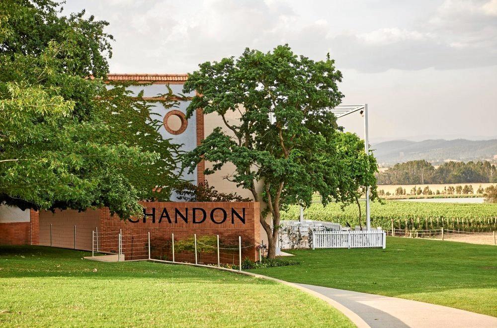 Domaine Chandon, Yarra Valley, Victoria