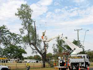 Ergon Energy begins work on CQ town's $4 million upgrade