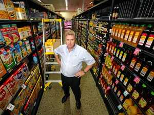 Mackay grocers to be derailed by Aurizon freight sale block