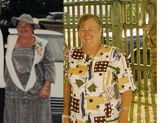 Murdered Airlie Beach grandmother Dorothy Britton.