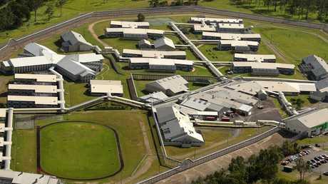 Inside the Arthur Gorrie Correctional Centre.