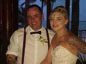 Man, 40, devastated by 21-year-old bride's affair