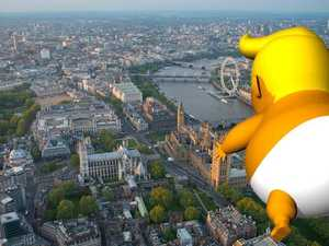 'Trump Baby' set to soar above London
