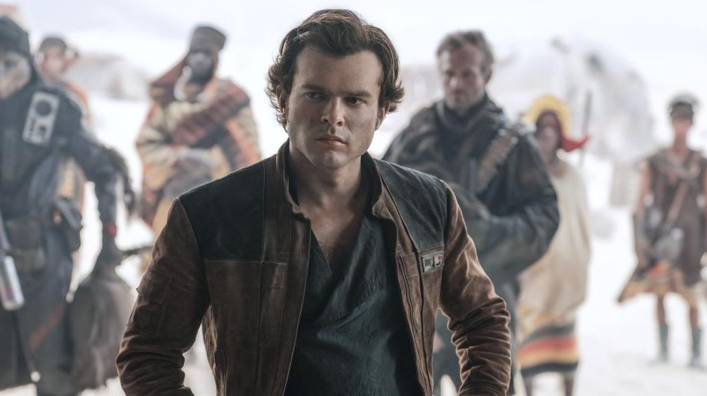 Solo: A Star Wars Story. Picture: Jonathan Olley/Lucasfilm via AP