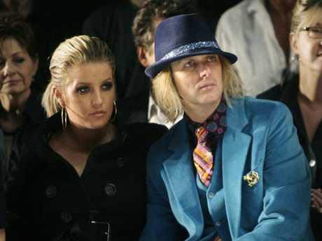 Lisa Marie Presley's ex-husband has asked for $55,000 in monthly spousal support. Picture: Supplied