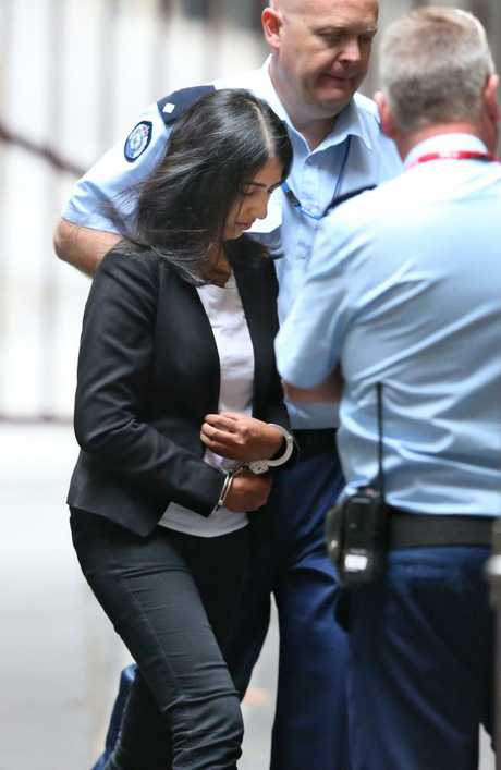 Sofia Sam will spend at least 18 years in prison. Picture: David Crosling