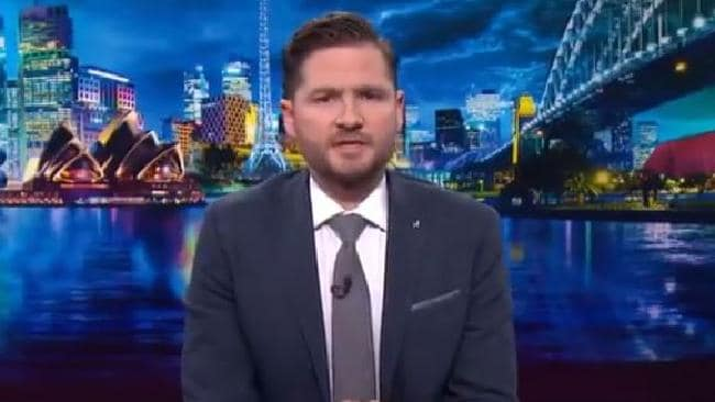 The Weekly host Charlie Pickering took aim at the Catholic Church.