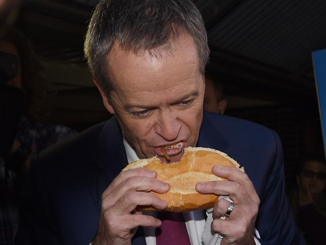 Have they thought this through? The end of democracy would mean the end of the democracy sausage. Picture: Mick Tsikas/AAP