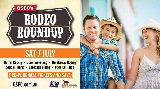 QSEC'S Rodeo Round Up 2018