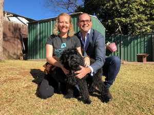Support dog program launched to help traumatised children