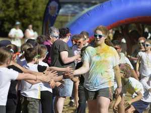 Toowoomba East State School Colour Run