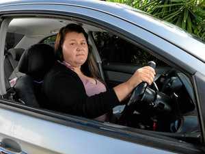 Cancer battler's $40k toll debt threatens her business