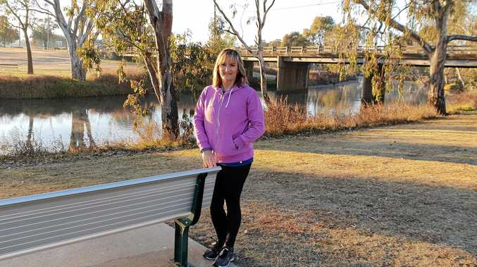 $115,000 for Condamine River Walk improvements