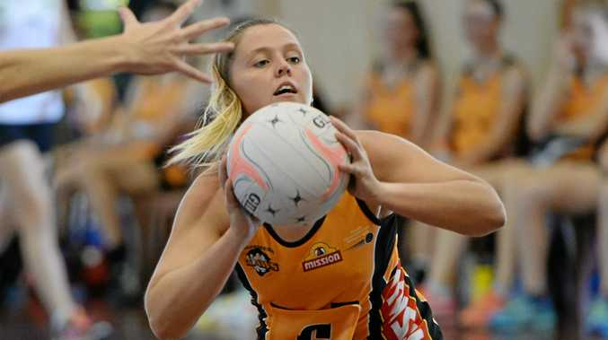 Capricorn Claws take on top three in Cairns