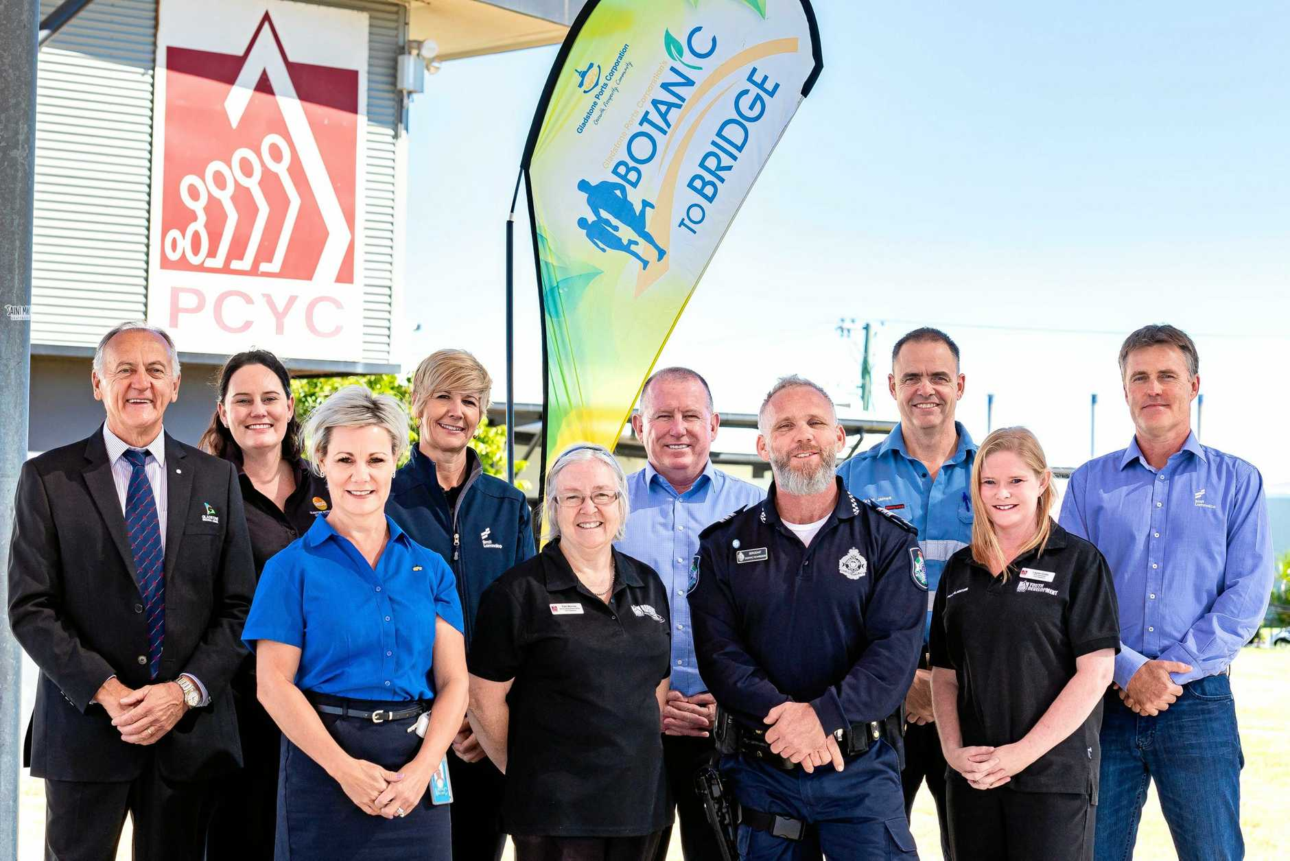 BIG DOLLARS: Gladstone Ports Corporation has announced Gladstone PCYC as the major community beneficiary for this year's fun run.