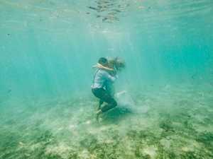BUNDY BRIDE: How my mermaid dreams came true