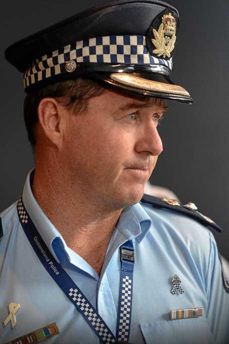 Superintendent Darryl Johnston.