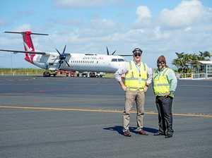 Mackay shortlisted for Qantas Pilot Academy