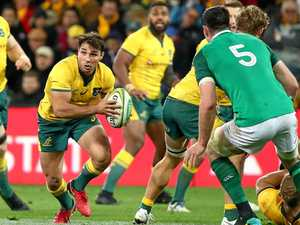 Wallaby gets chance to prove his critics wrong