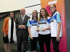 Girls rule in hi-tech schools battle