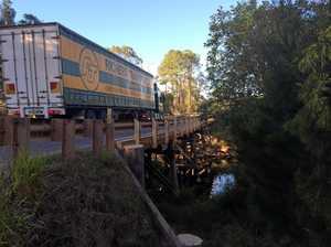 Work continues on securing key Gympie bridge's future
