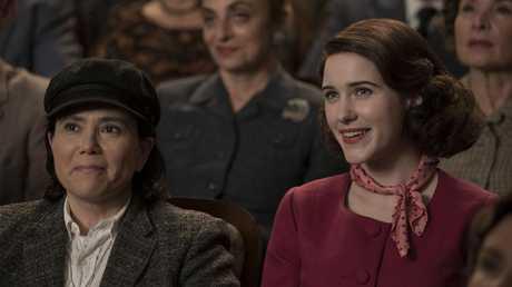 Marvelous Mrs Maisel won a Golden Globe for Best Comedy Series