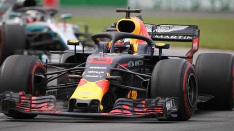 McLaren push for Daniel Ricciardo's services with $20 Million per year offer