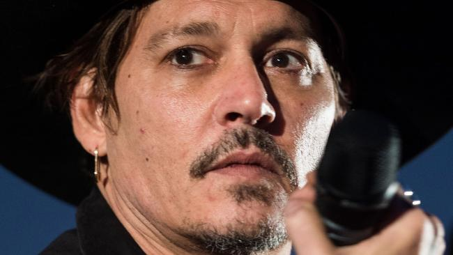 Johnny Depp has given a wide-ranging interview with Rolling Stone. (Photo by Ian Gavan/Getty Images)