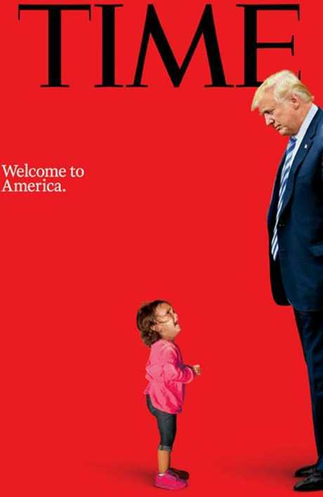 Time magazine's July 2 cover.