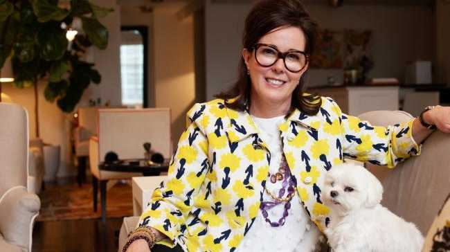 The funeral for fashion designer Kate Spade will be held in Kansas. Picture: Getty