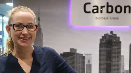 Michelle Maynard, a partner at Perth's Carbon Accountants and Business Consultants, has warned Aussies not to fall for five common tax traps. Picture: Supplied